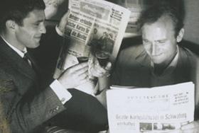 Artikel »Peter Gericke — vom Setzer zum Schriftlithografen und Schriftkünstler« im Journal für Druckgeschichte. Eine Hommage von Kirsten Solveig Schneider und Silvia Werfel